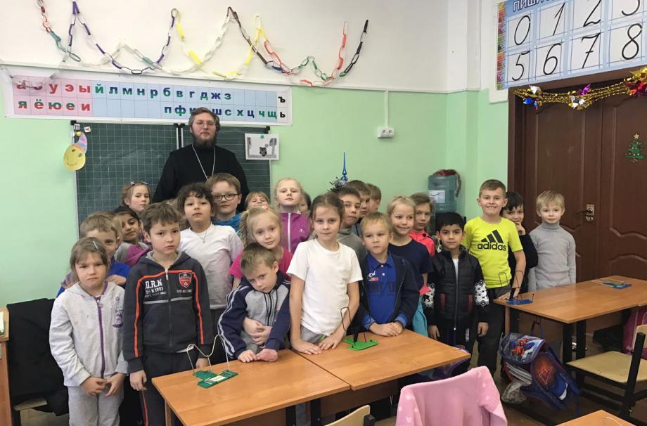 священник Георгий Букин