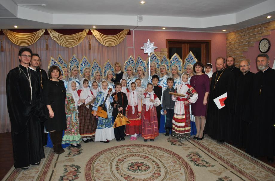 Открытие III муниципальных Рождественских образовательных чтений