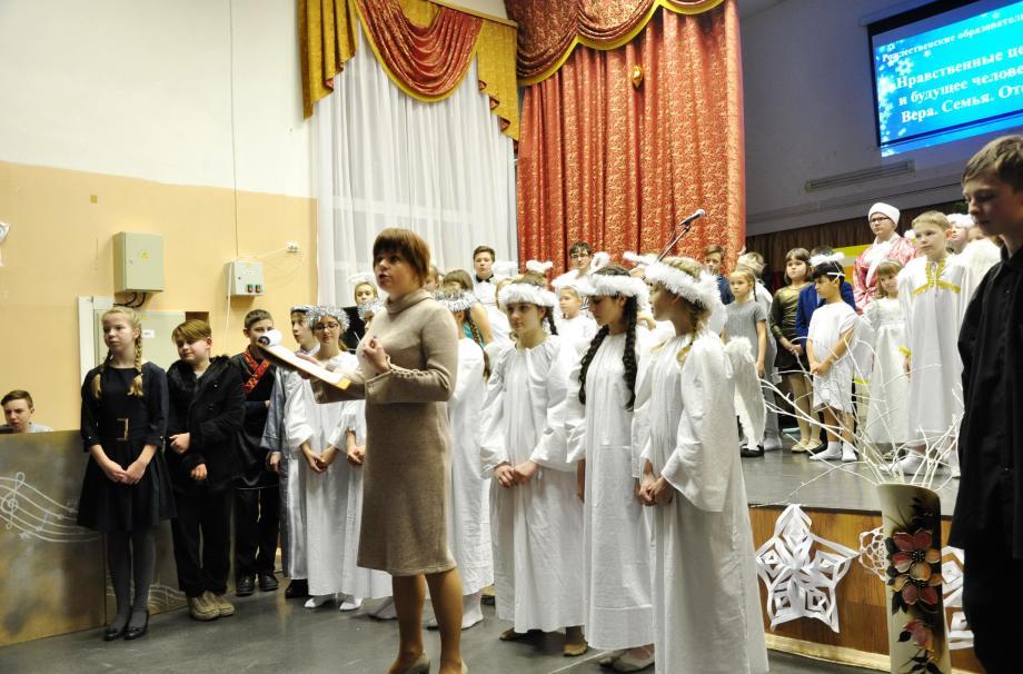 заместитель директора по воспитательной работе С.В. Новогренкова
