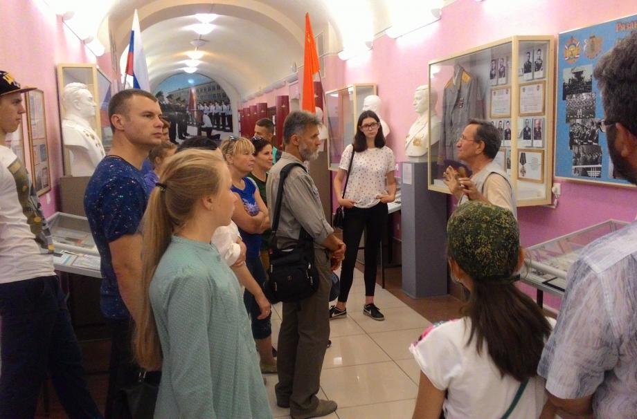 Музей истории ВДВ Рязань