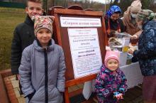 Акция «Согреем детские сердца» в Наро-Фоминском благочинии в 2020 году