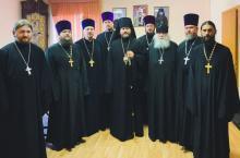 Заседание Епархиального совета Одинцовской епархии