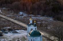 Никольский храм. 2020. Фото В. Нестеренко