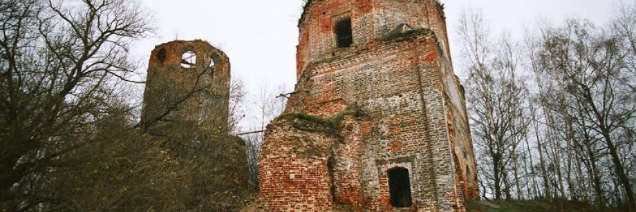 Христорождественская церковь в д. Ильинское